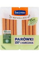 Tarczyński Naturalnie Parówki 100% z kurczaka