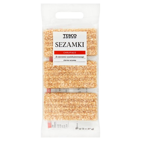 Tesco Sezamki