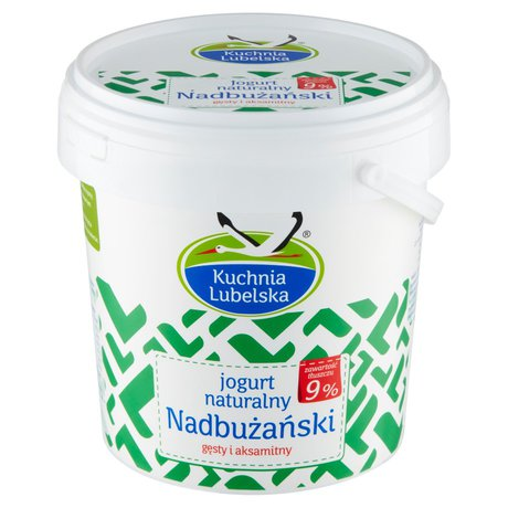 Kuchnia Lubelska - Jogurt naturalny Nadbużański
