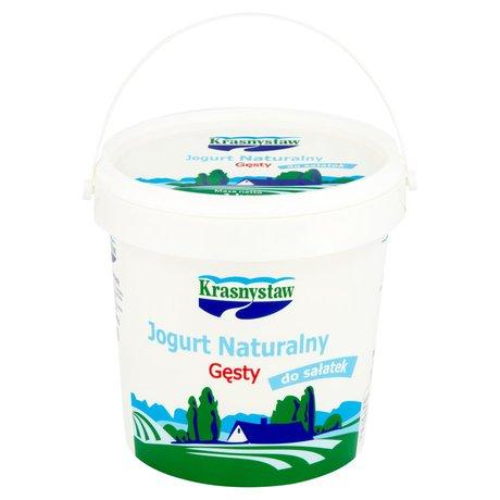 Krasnystaw - Jogurt naturalny gęsty