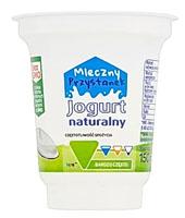 Mleczny Przystanek Jogurt naturalny