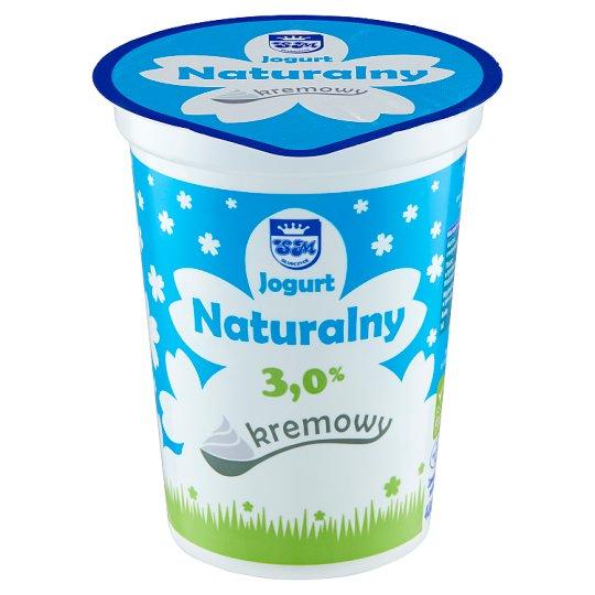 Jogurt naturalny 3,0% kremowy
