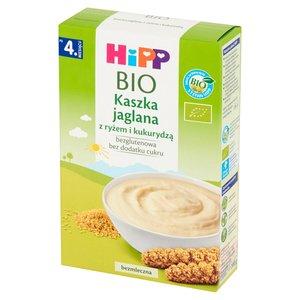 Hipp Bio Kaszka Jaglana Z Ryżem I Kukurydzą Po 4. Miesiącu