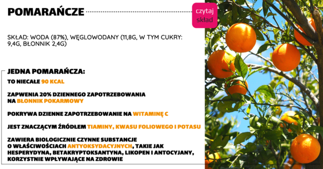 pomarańcze