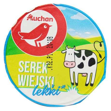 Auchan - Serek wiejski lekki
