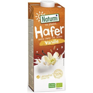 Natumi Hafer Napój Owsiany Wanilia