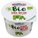 Piątnica - serek Wiejski BIO z mleka ekologicznego