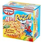 Dr. Oetker Mini pizza ser + pomidory