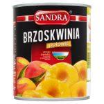 SANDRA Brzoskwinie połówki