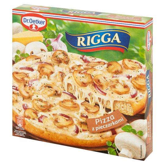 Dr. Oetker Rigga Pizza z pieczarkami