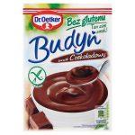 Dr. Oetker Budyń bez glutenu smak czekoladowy