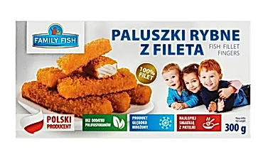 Family Fish Paluszki rybne z fileta