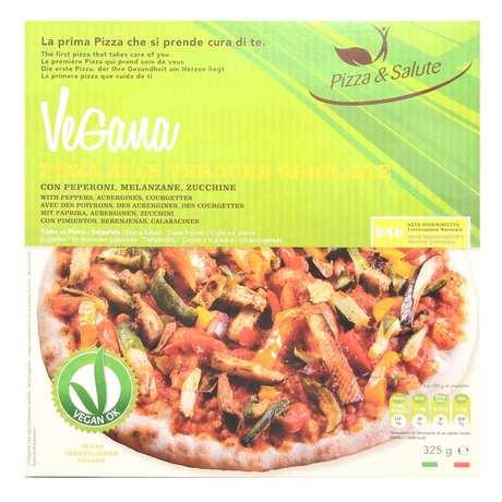 Pizza & Salute - Pizza wegetariańska z grillowanymi warzywami