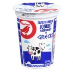 Auchan - Jogurt naturalny typ Grecki