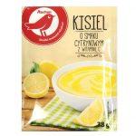 Auchan - Kisiel o smaku cytrynowym