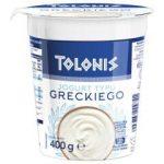 Tolonis, Jogurt typu greckiego (Biedronka)