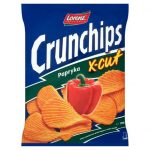 Crunchips - Chipsy X-cut paprykowe