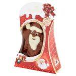 HEIDI Figurka Mikołaj z mlecznej czekolady