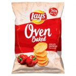 Lay's - z Pieca Pieczone chipsy ziemniaczane o smaku grillowanej papryki