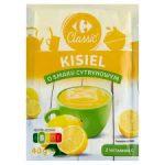 Carrefour Classic Kisiel o smaku cytrynowym