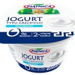 PIĄTNICA Jogurt typu greckiego naturalny 0% tł.