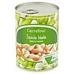 Carrefour Fasola biała