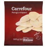 Carrefour Pierogi z mięsem