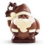 WEDEL Mikołaj z czekolady