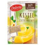 DELECTA Duży kisiel smak cytrynowy