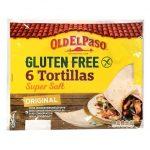 Old El Paso - Tortilla bez glutenu