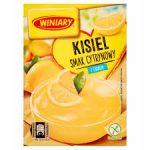WINIARY Kisiel o smaku cytrynowym z cukrem
