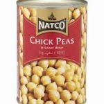 NATCO Chick Peas Ciecierzyca