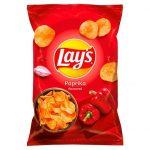 Lay's - Chipsy ziemniaczane o smaku papryki
