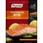 PRYMAT Przyprawa do ryb z nutą cytryny