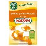 Kotanyi - Skórka pomarańczowa krojona
