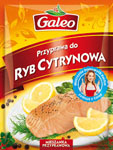 GALEO Przyprawa do ryb cytrynowa