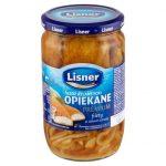Lisner - Śledź filety śledziowe opiekane w zalewie octowej