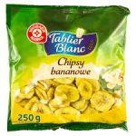 WIODĄCA MARKA Chipsy bananowe