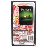 Auchan - Panacetta boczek wieprzowy rolowany surowy dojrzewający w plastrach