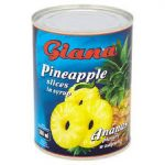 GIANA Ananas plastry w zalewie