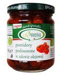 BIORGANICA ITALIA Pomidory podsuszone w zalewie olejowej BIO
