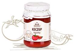 Bacówka Keczup łagodny dla dzieci