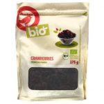 Auchan - żurawina suszona Bio
