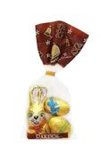 RAKPOL Zając + jajka Figurki z czekolady