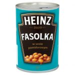 Heinz - Fasolka w sosie pomidorowym