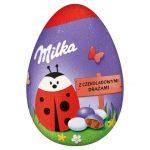 Milka - Funny Eggs jajko z czekolady mlecznej