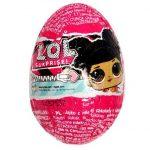 Zaini - L.O.L. Surprice jajko z mlecznej czekolady