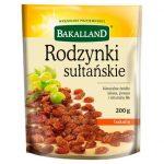 Bakalland - Rodzynki sułtańskie