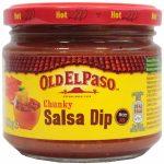 Old el paso Ostry dip salsa