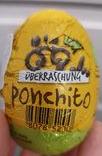 Ponchito jajko czekoladowe